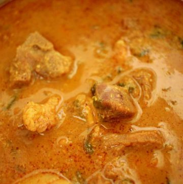 Andhra Mutton Curry