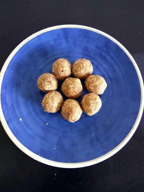 Protein Laddu